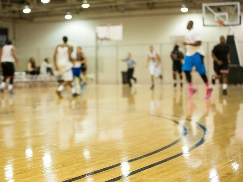gym essay basketball