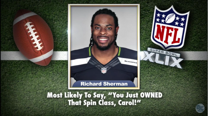 richard-sherman-personality-quirks_funny-yearbook-superlatives
