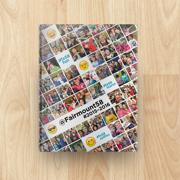 Cool Book Covers For School : The best yearbook covers we printed this year