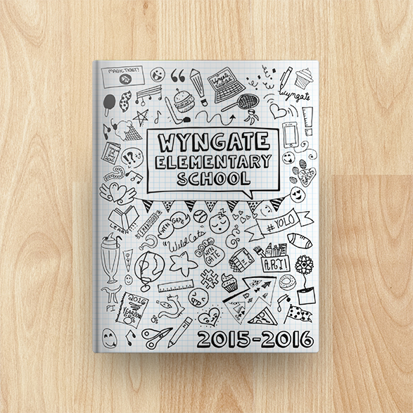School Yearbook Cover Ideas : The best yearbook covers we printed this year