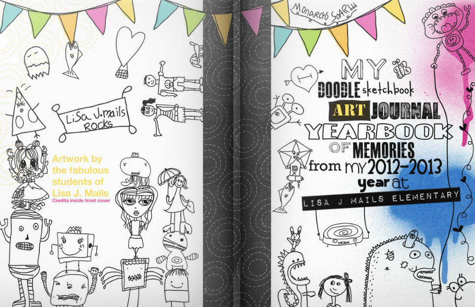 stock designs - Yearbook Design Ideas