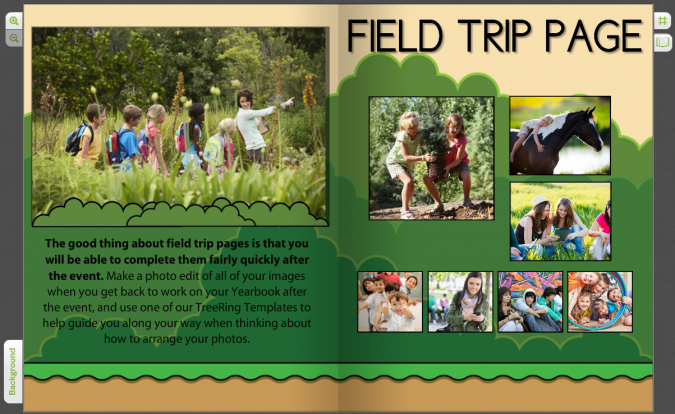 Tree Ring- Field Trip Page