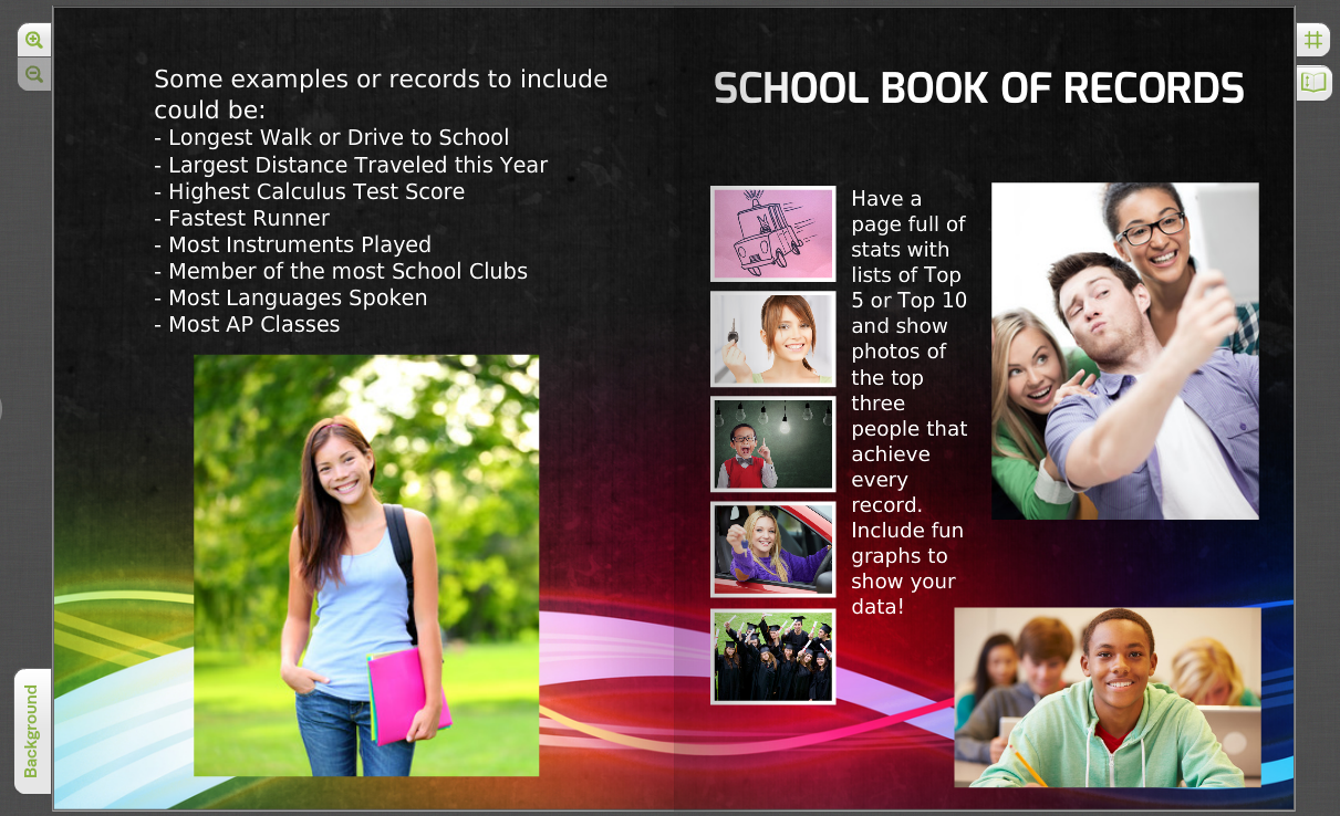 best of yearbook pages - Yearbook Design Ideas