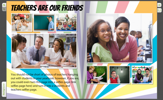 TreeRing- Teachers are our friends