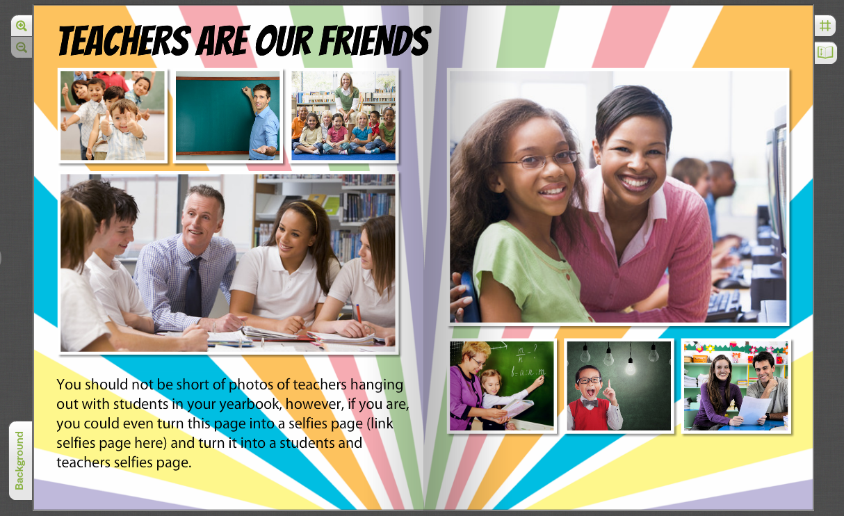 Custom Yearbook Pages & Photo Ideas for Teachers | TreeRing Blog