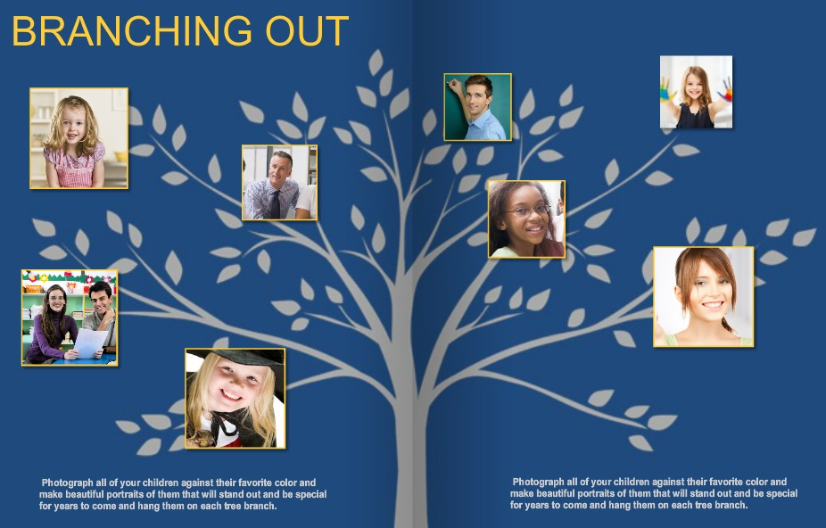 Yearbook Style Guide Tree Inspired 2