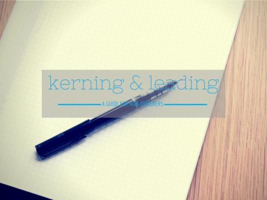 kerning-or-leading