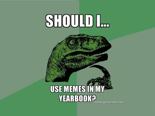memes for yearbook