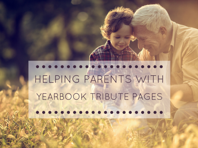 senior tributes help parents