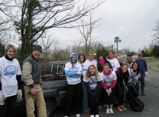 Volunteers and Communities